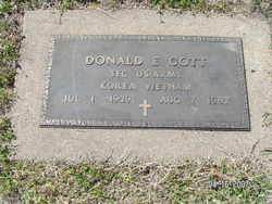 Donald E. Gott