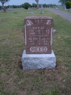Eliza Emeline <i>Powell</i> Reed
