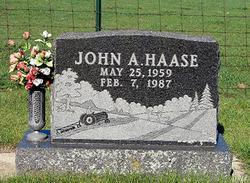 John A. Haase