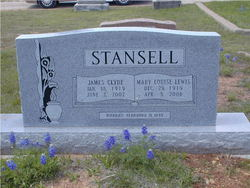 Mary Louise <i>Lewis</i> Stansell