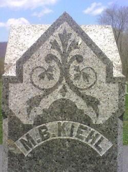 Martin B Kiehl