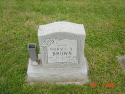 Norma A <i>Landers</i> Brown