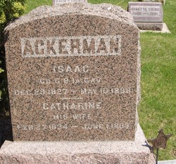 Catharine Ackerman