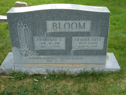 Clarence Theodore Bloom