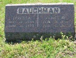Sgt James McFee Baughman