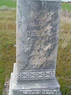 Phillip Lowery Beeks, Sr