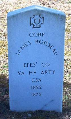 Corp James Boisseau