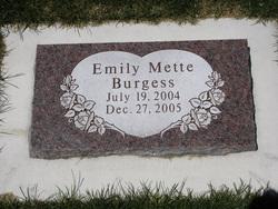 Emily Mette Burgess