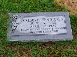 Gregory Lynn Sturch