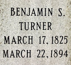 Benjamin Sterling Ben Turner