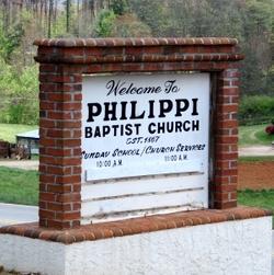 Philippi Baptist Church Cemetery