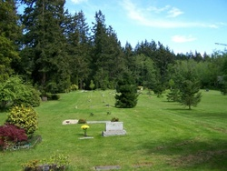 Langley Woodman Cemetery