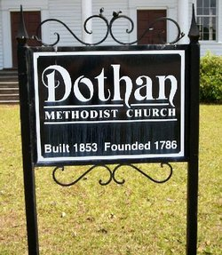 Dothan Methodist Church Cemetery