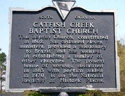 Catfish Creek Baptist Church Cemetery