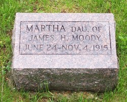 Martha Moody