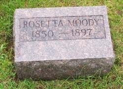 Rosetta <i>Myers</i> Moody