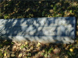 John Walter Galloway, Sr