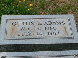 Curtis L Adams