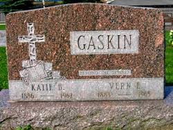 Vern E Gaskin