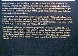 Maribah <i>Morton</i> Behunin