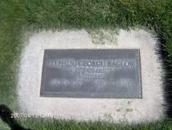 Stephen George Baglow
