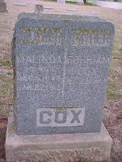 Ephriam Grover Cox