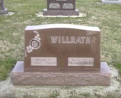 Anna C <i>Siebert</i> Willrath