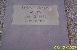 Lonnie <i>Wynn</i> Avery