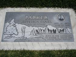 Jefferson Daniel Parker