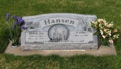 Eldon Jay Hansen