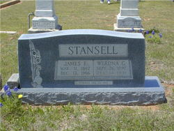 Werdna Gertrude <i>Holt</i> Stansell