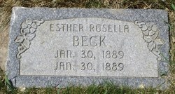 Esther Rosella Beck