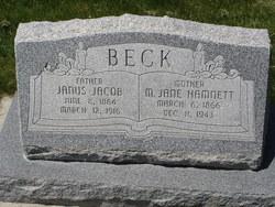 Janus Jacob Beck