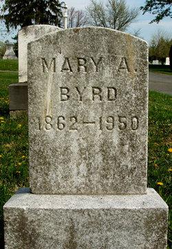 Mary Amistead Byrd