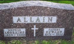 Lorraine Elizabeth <i>Blaettler</i> Allain