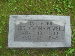 Lois Lovona Powell