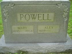 Mary <i>Smith</i> Powell