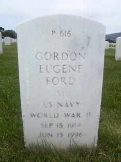 Gordon Eugene Ford