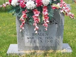 Ada G. <i>Williams</i> Braden
