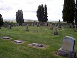 Echo Memorial Cemetery