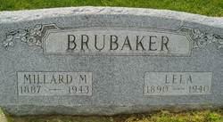 Millard Monroe Brubaker