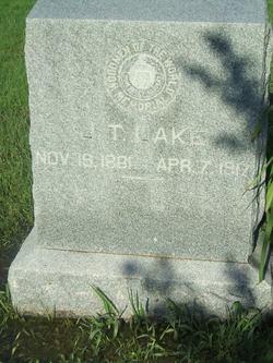 Jeff Thomas Lake