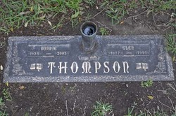 Bonnie Helen <i>Gross</i> Thompson