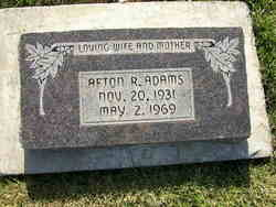 Afton R. Adams