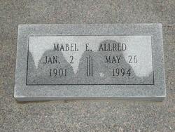 Mabel E. Allred