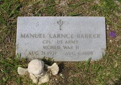 Manuel Larnce Barker