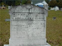 John Richard Dick Rothwell