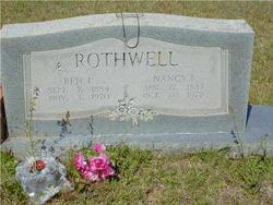 Benjamin L. Rothwell