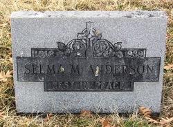 Selma M. Anderson