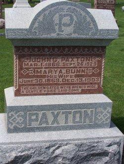 John G. Paxton